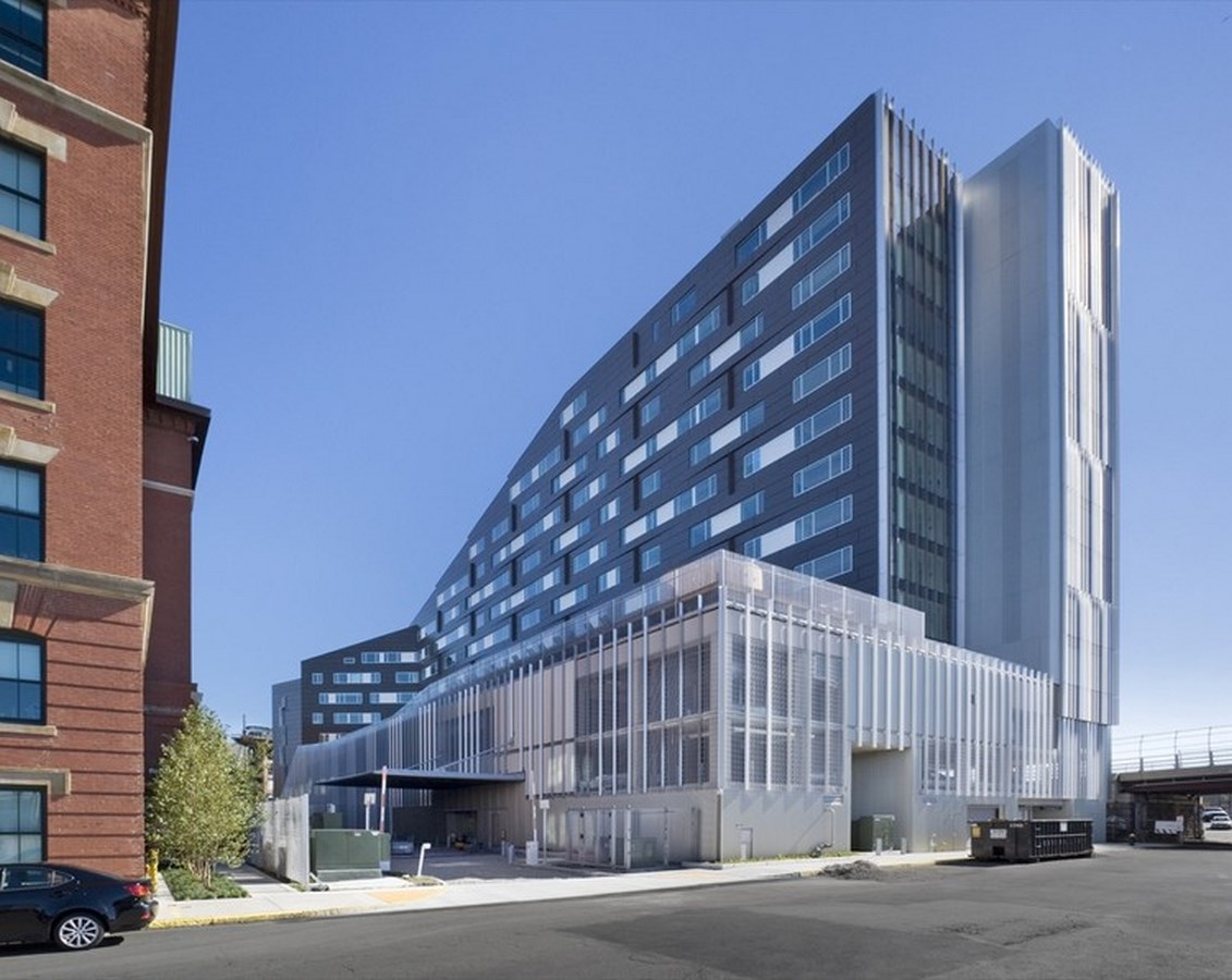 25 Most Iconic Structures In Boston - MACALLEN BUILDING CONDOMINIUMS - Sheet1
