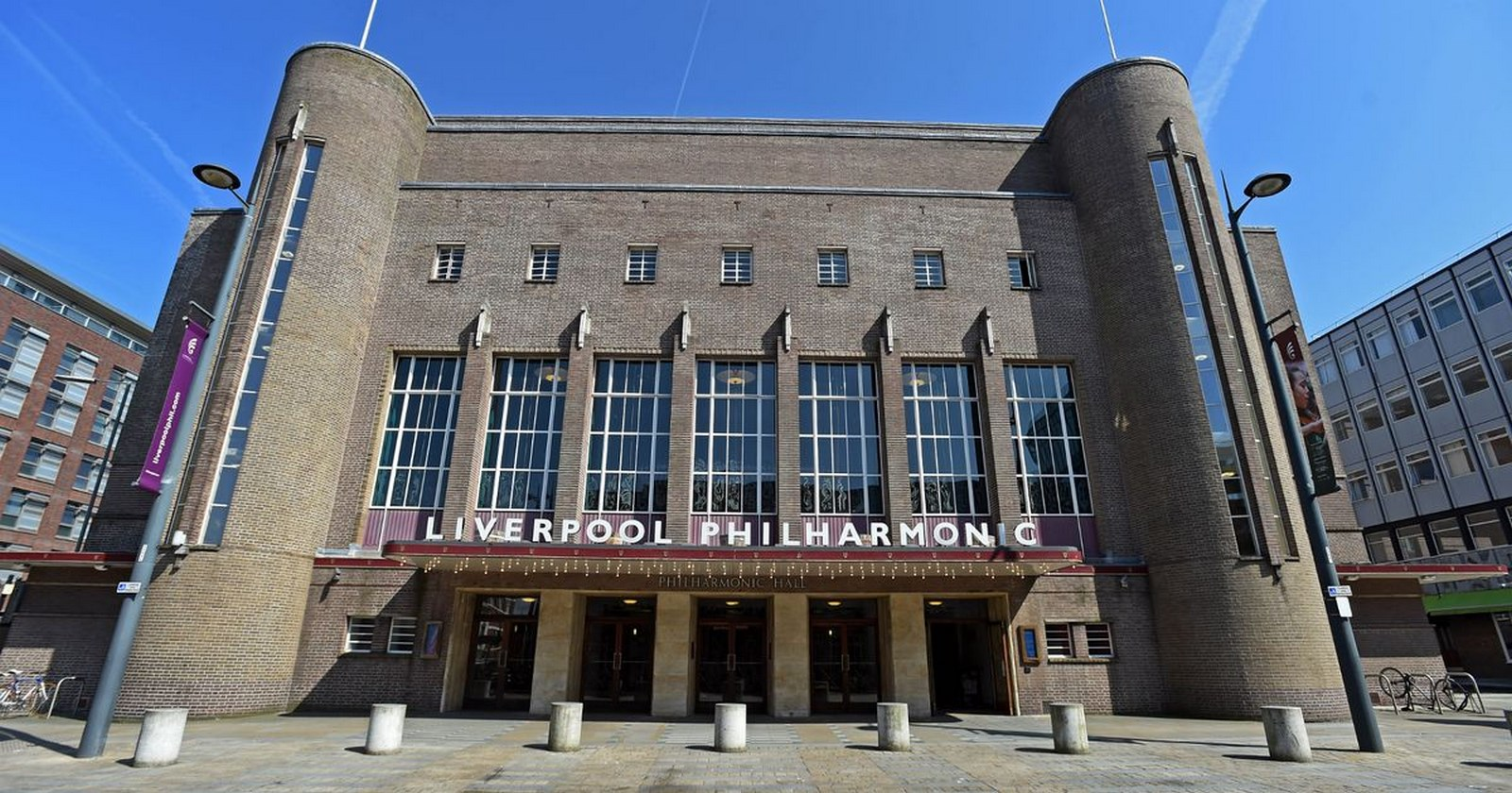 30 Structures that define Liverpool Architecture - Liverpool Philharmonic