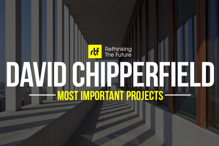 15 Projects By David Chipperfield Every Architect Must Visit!
