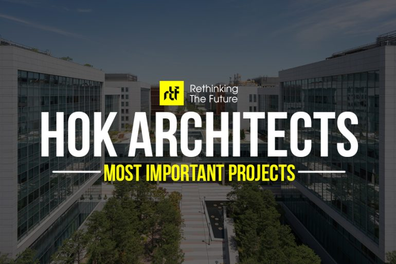 15 Projects by HOK Architects every Architect should know about