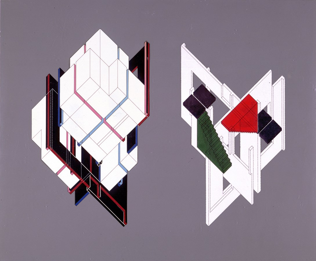 The League of Contexts: Peter Eisenman - Sheet2