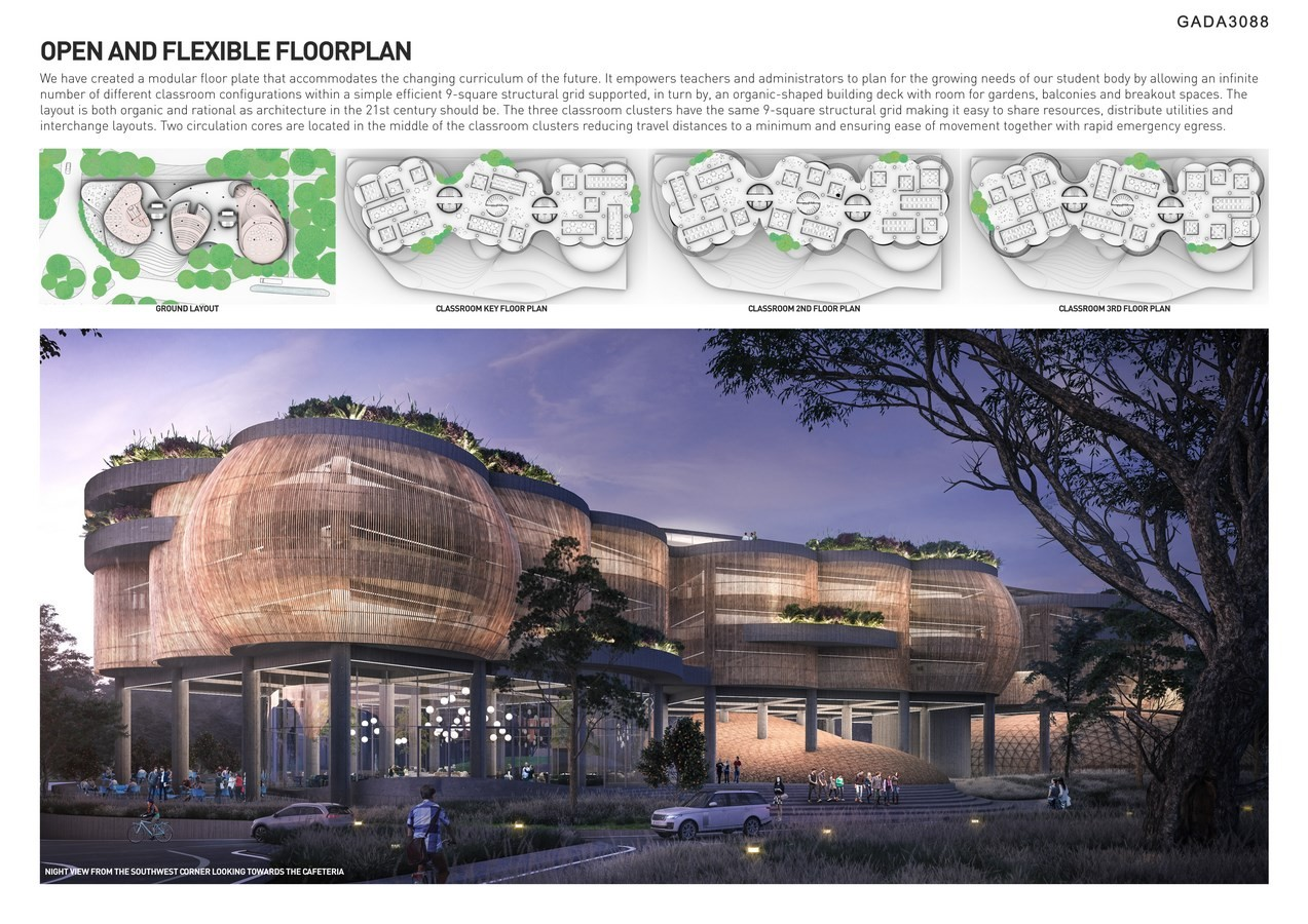 La Salle Academic Complex by CAZA - Sheet5