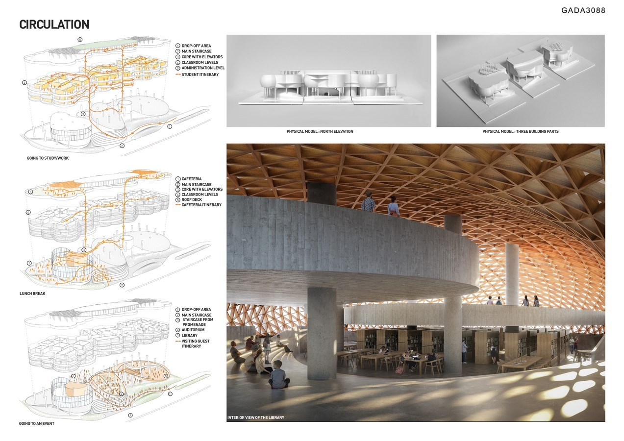 La Salle Academic Complex by CAZA - Sheet4