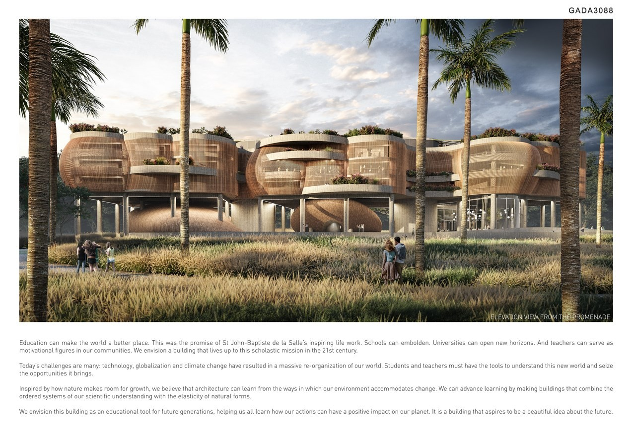 La Salle Academic Complex by CAZA - Sheet2