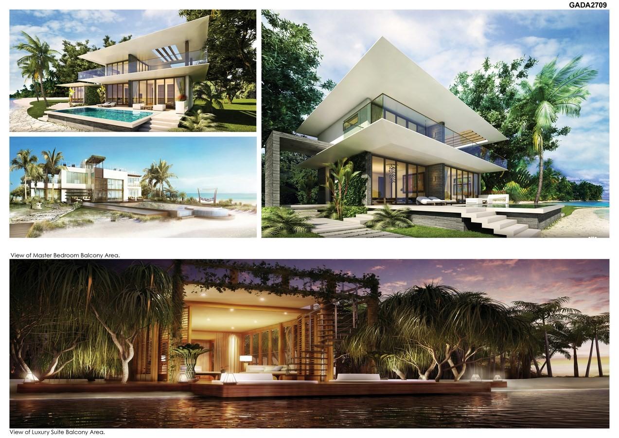 Mayan Island Belize by Kobi Karp Architecture and Interior Design Inc - Sheet1