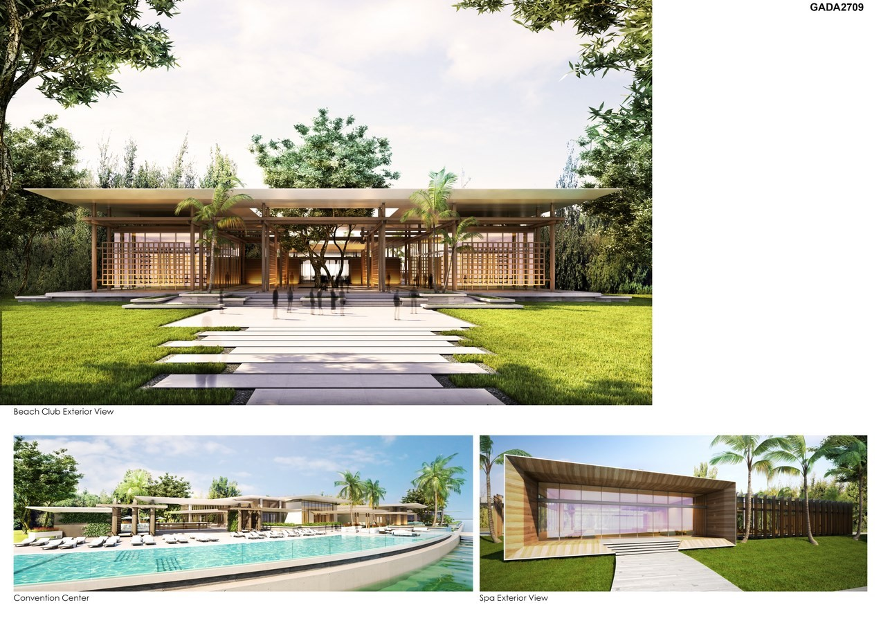 Mayan Island Belize by Kobi Karp Architecture and Interior Design Inc - Sheet4