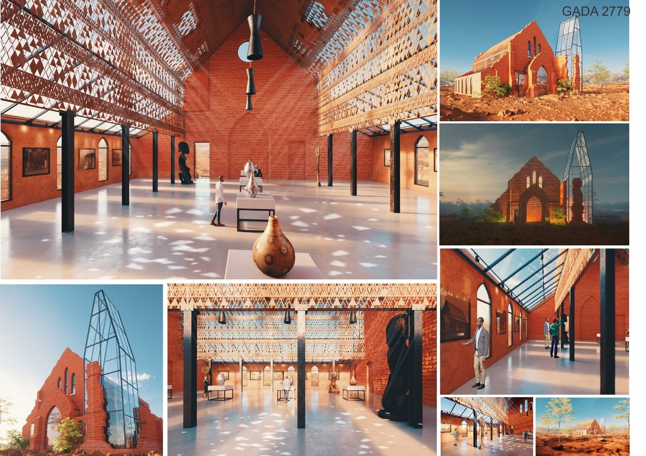 Old Palapye Museum by Atelier Noua - Sheet6