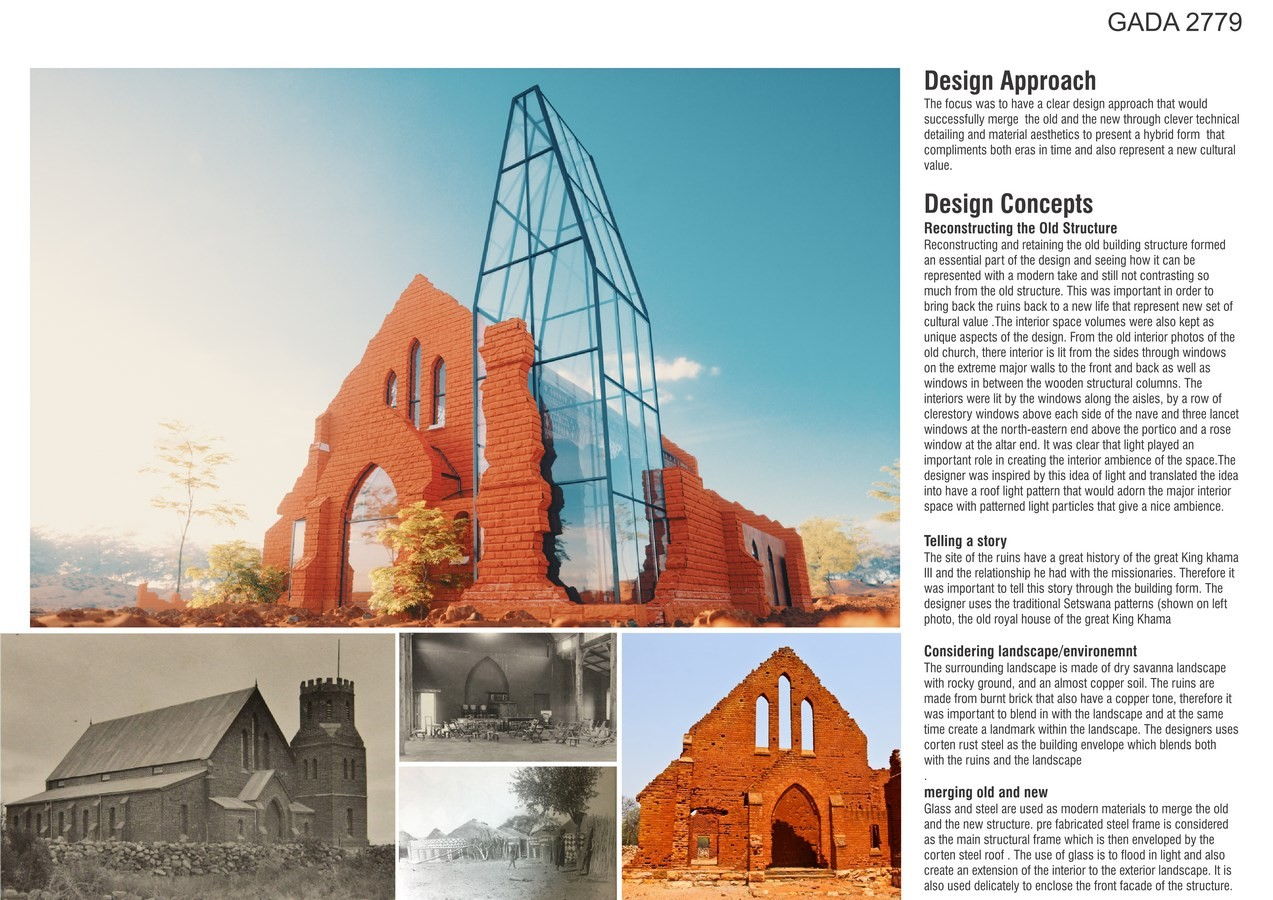 Old Palapye Museum by Atelier Noua - Sheet4