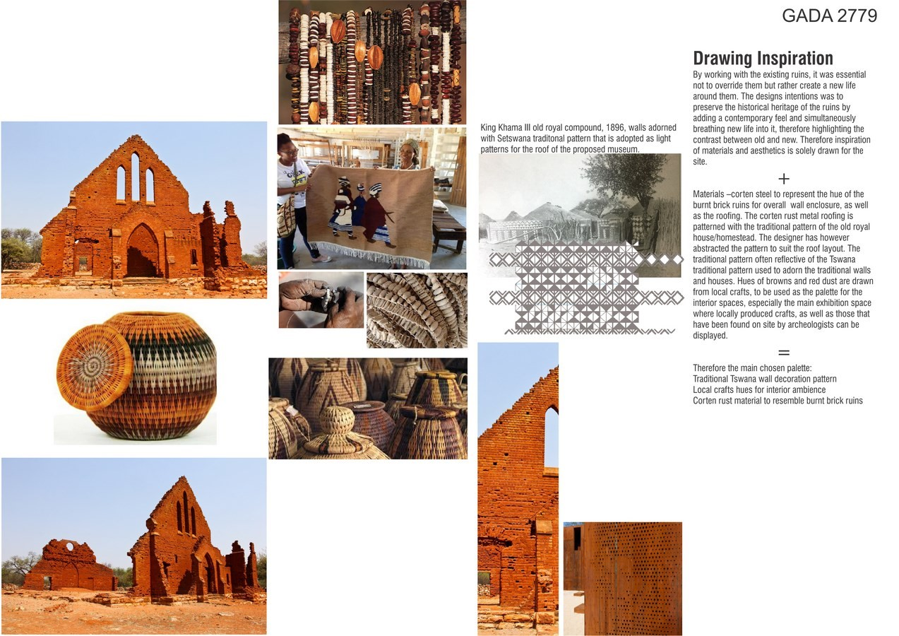 Old Palapye Museum by Atelier Noua - Sheet3