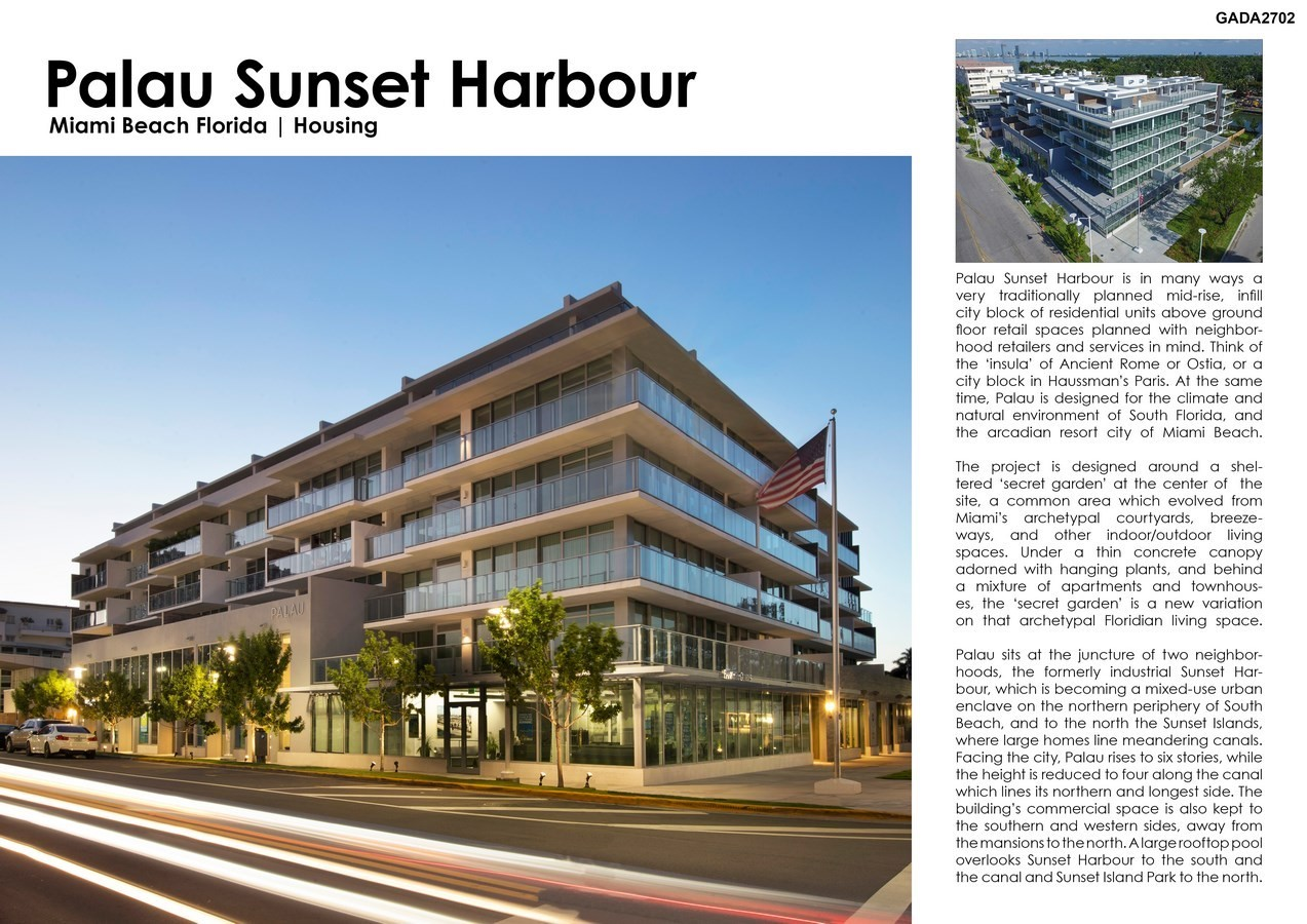 Palau Sunset Harbour Kobi Karp Architecture And Interior Design Inc Rethinking The Future Awards