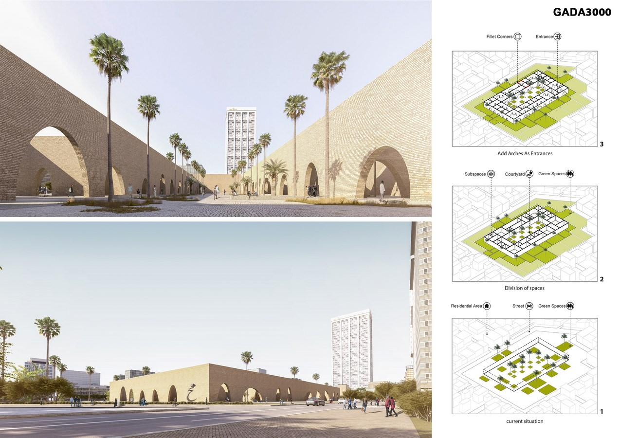 Persia Cultural Plaza by Saffar Studio - Sheet4
