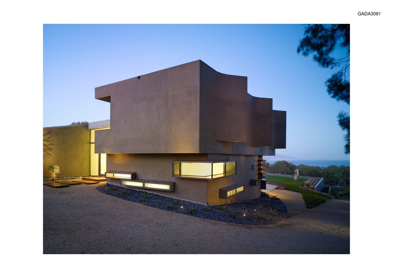 Point Dume Residence by Griffin Enright Architects - Sheet2