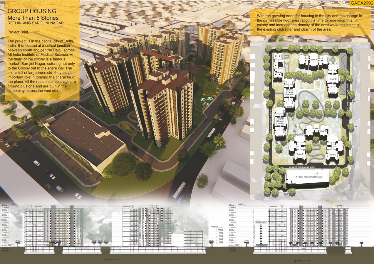 Re-Thinking Sarojini Nagar by Mitali Juneja - Sheet1