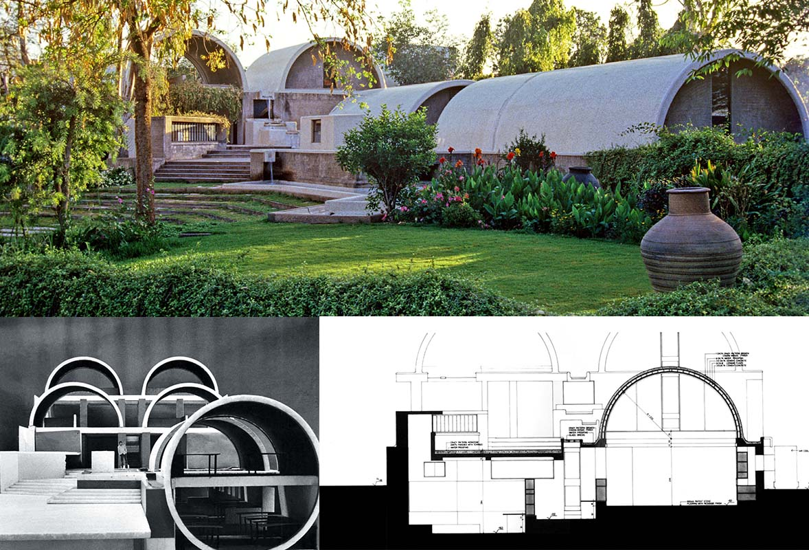 B. V. Doshi turns 92 today - the only Indian Architect to win the Pritzker Prize (so far) - Sheet3