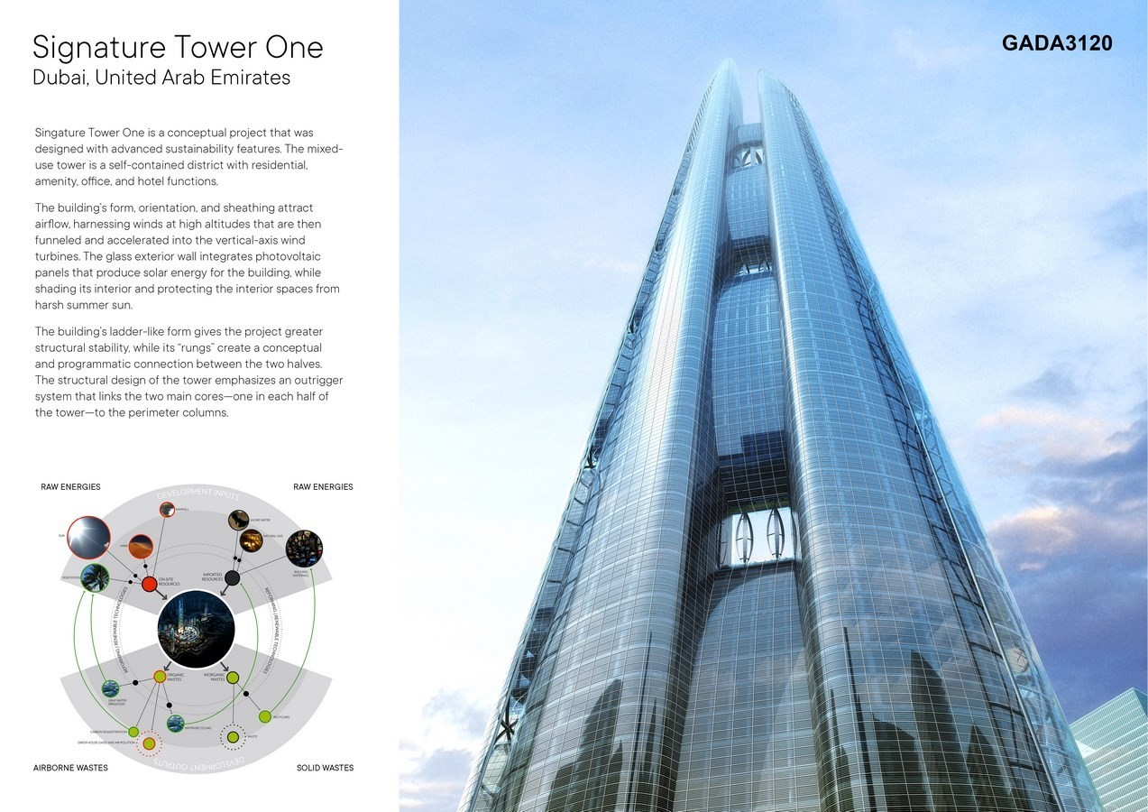 Signature Tower One by Adrian Smith + Gordon Gill Architecture - Sheet6