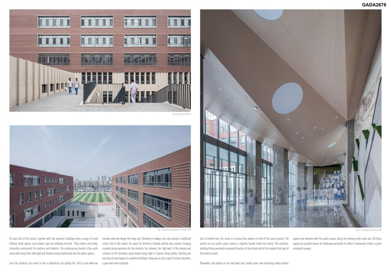 The New Campus of Tianjin No.4 Middle School by RSAA Büro Ziyu Zhuang - Sheet3