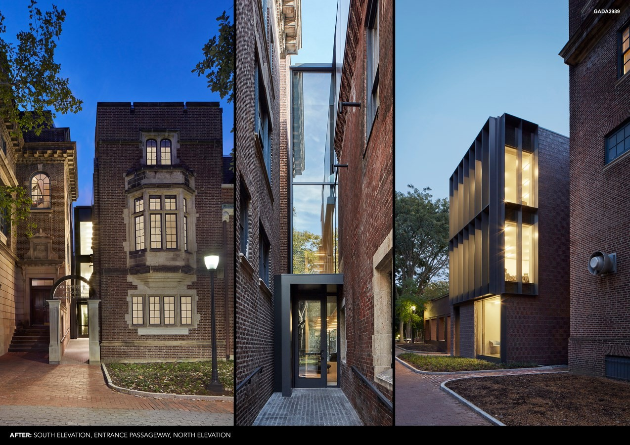 University of Pennsylvania Larry Robbins House by Studio Joseph - Sheet1