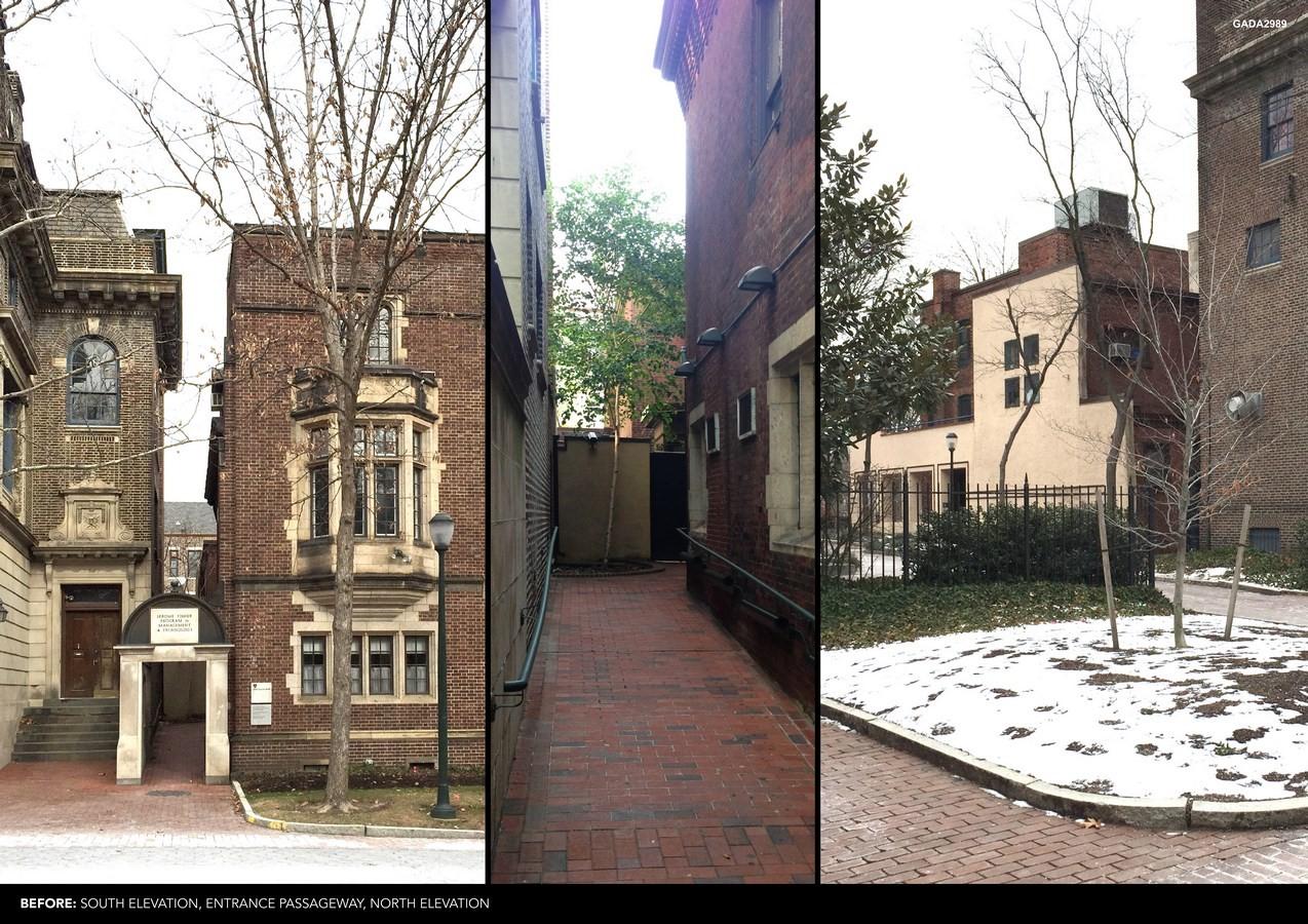 University of Pennsylvania Larry Robbins House by Studio Joseph - Sheet3