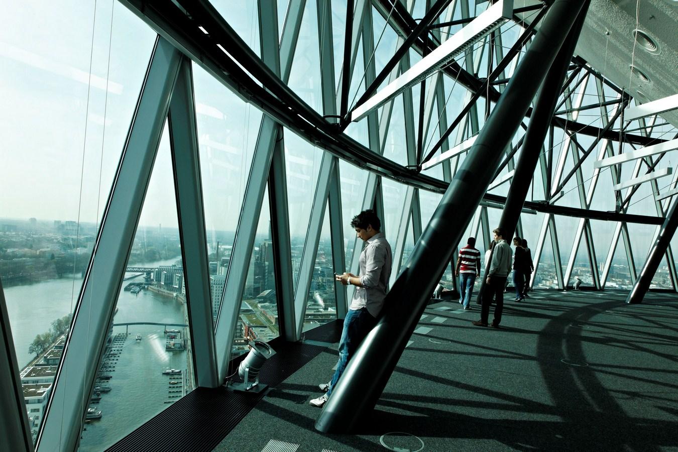 Westhafen Tower By Schneider+Schumacher - Sheet2