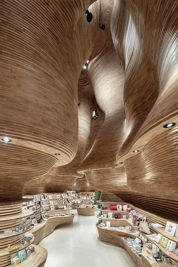 National Museum of Qatar Shop Interiors By Koichi Takada Architects - Sheet6