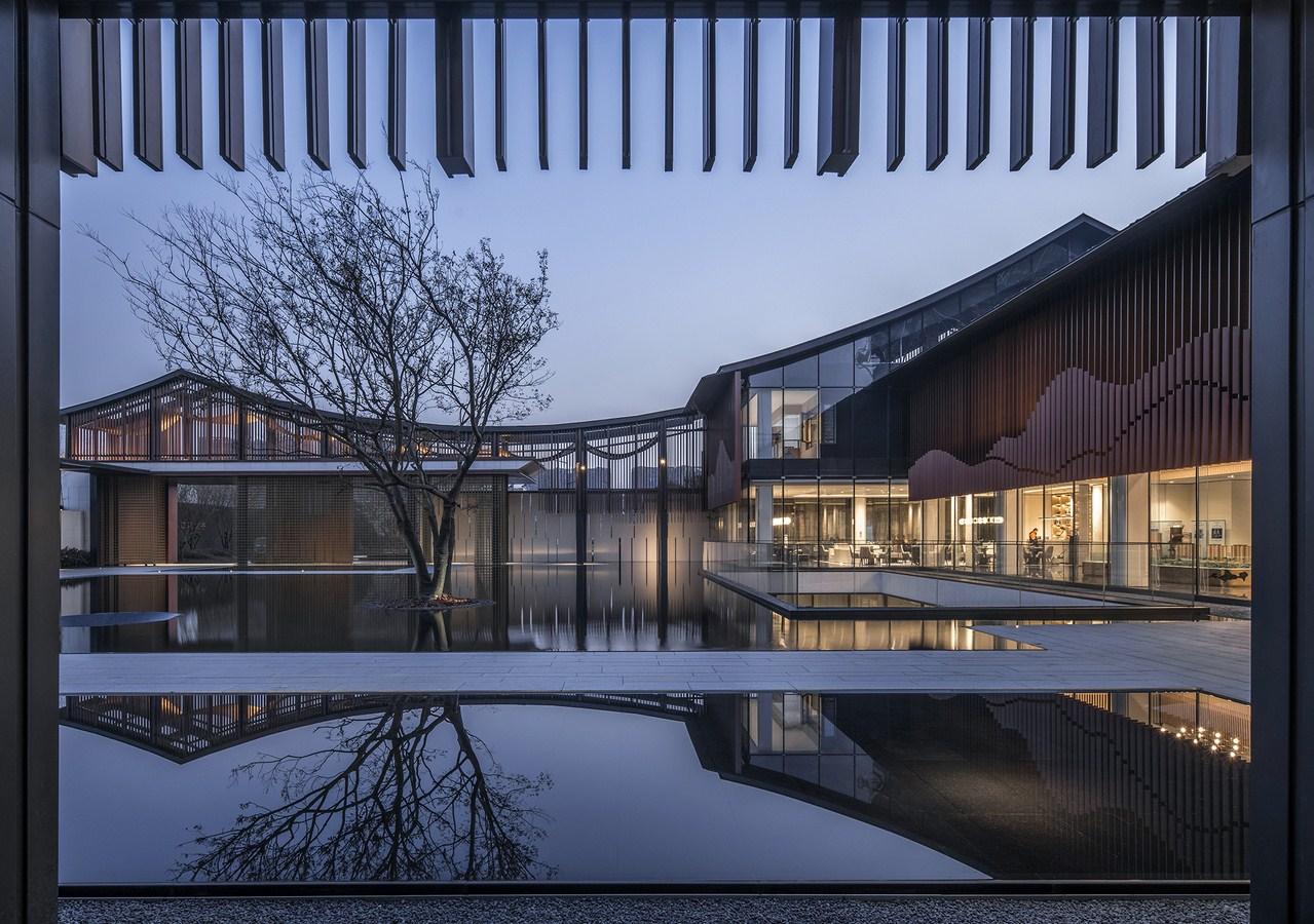 Jiangnan Courtyard By PTArchitects - Sheet3
