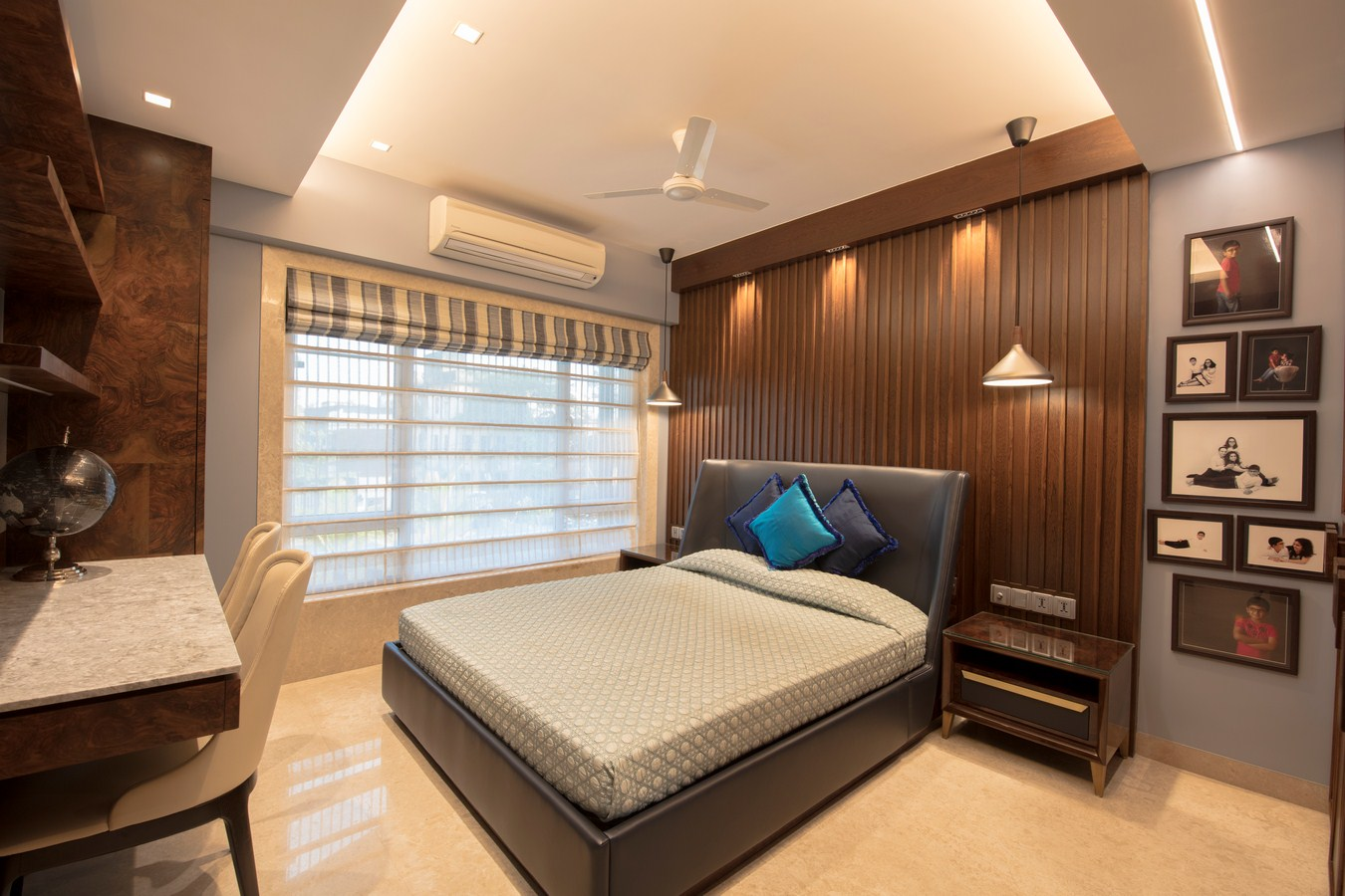 Residence Interiors By Rupandeshah Associates - Sheet1