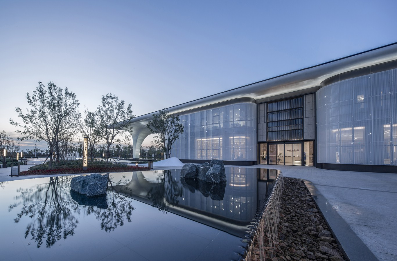 Tangshan Blue Bay Town Life Experience Hall By GOA - Sheet3