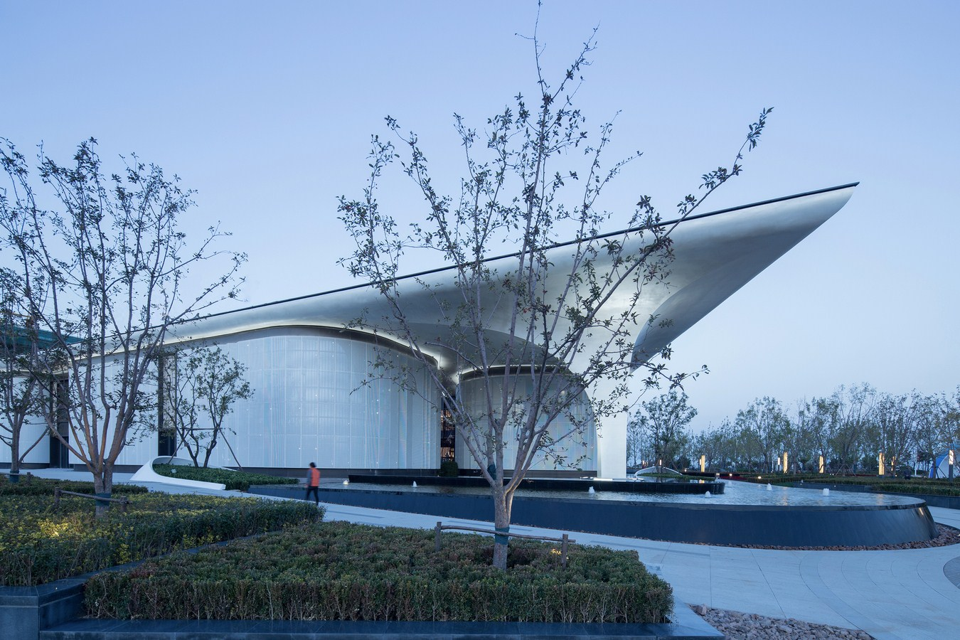 Tangshan Blue Bay Town Life Experience Hall By GOA - Sheet4