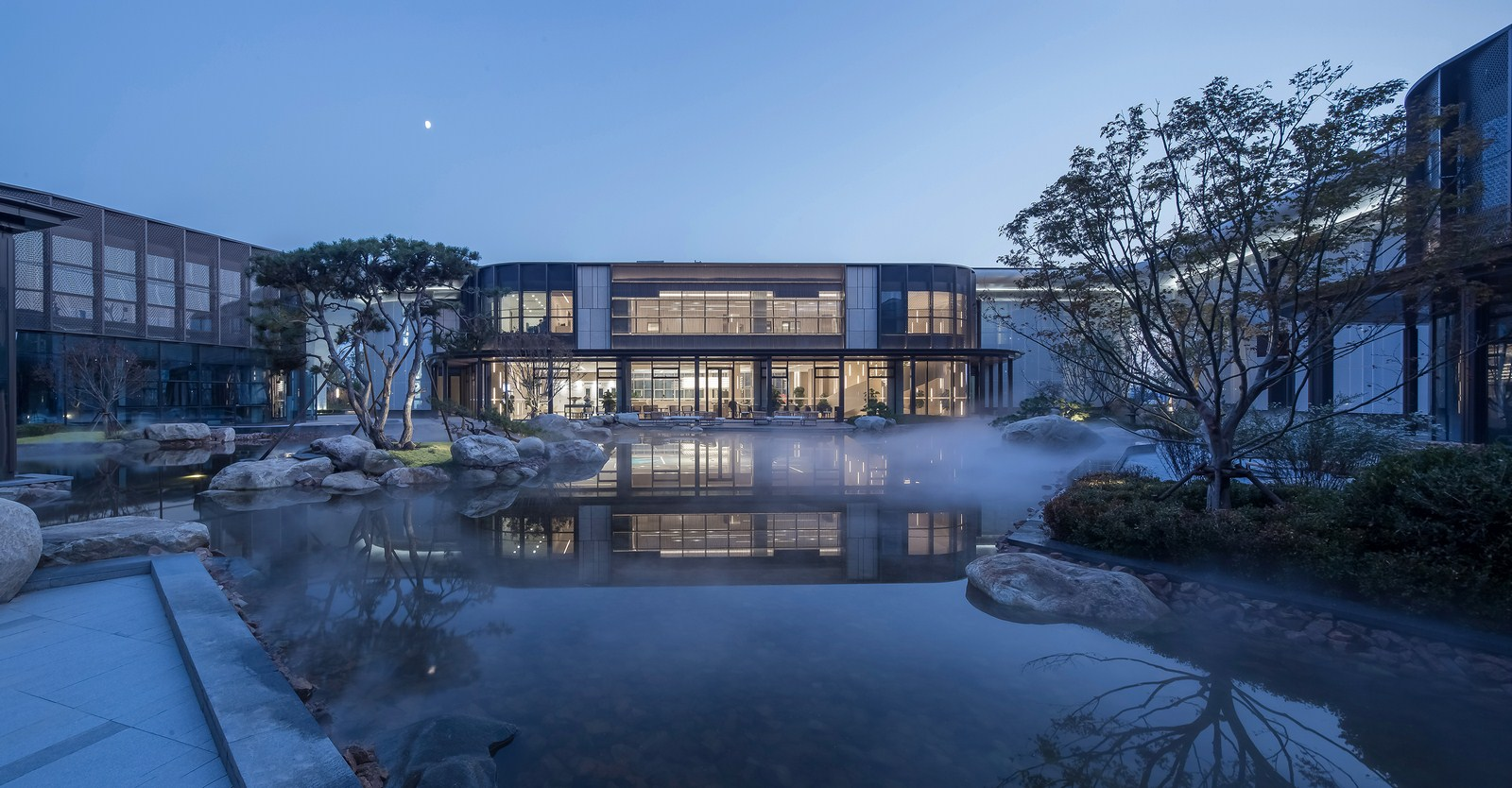 Tangshan Blue Bay Town Life Experience Hall By GOA - Sheet6