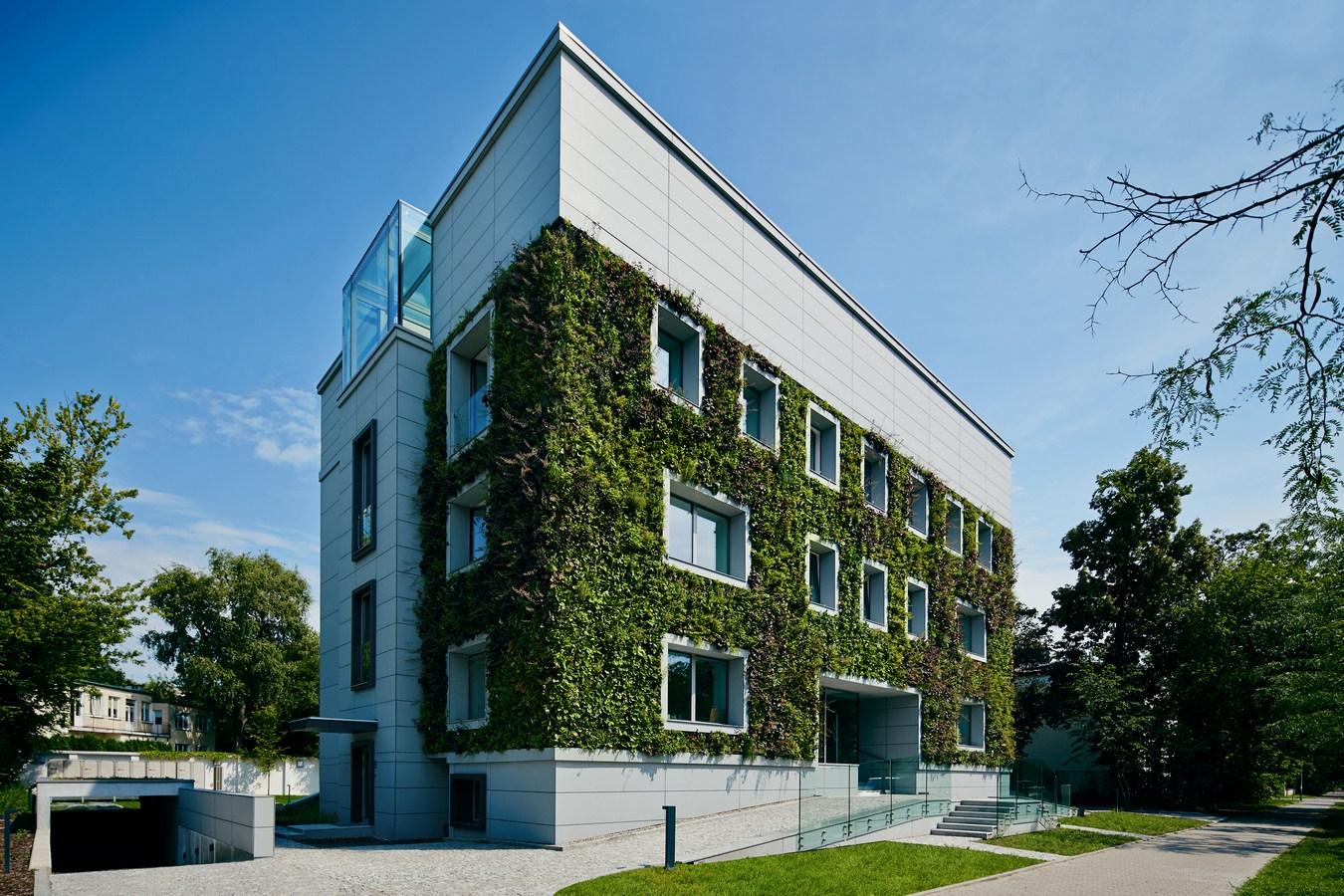 Foundation For Polish Science By FAAB Architektura - Sheet