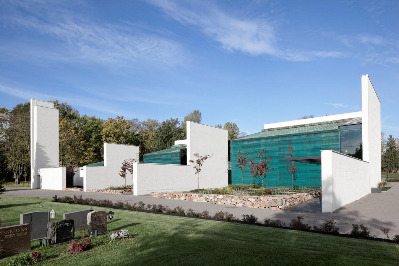 Chapel of St. Lawrence By Avanto Architects Ltd - Sheet7