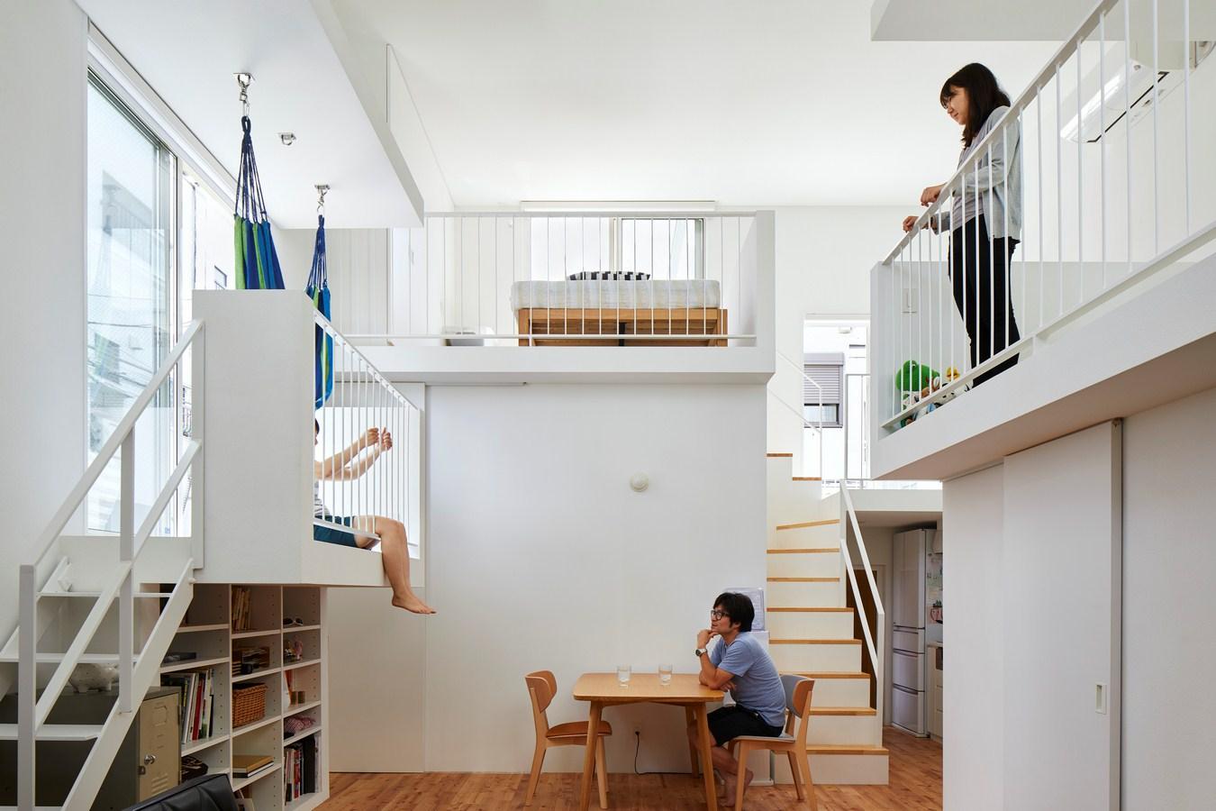 BALCONY HOUSE By Takeshi Hosaka architects - Sheet23