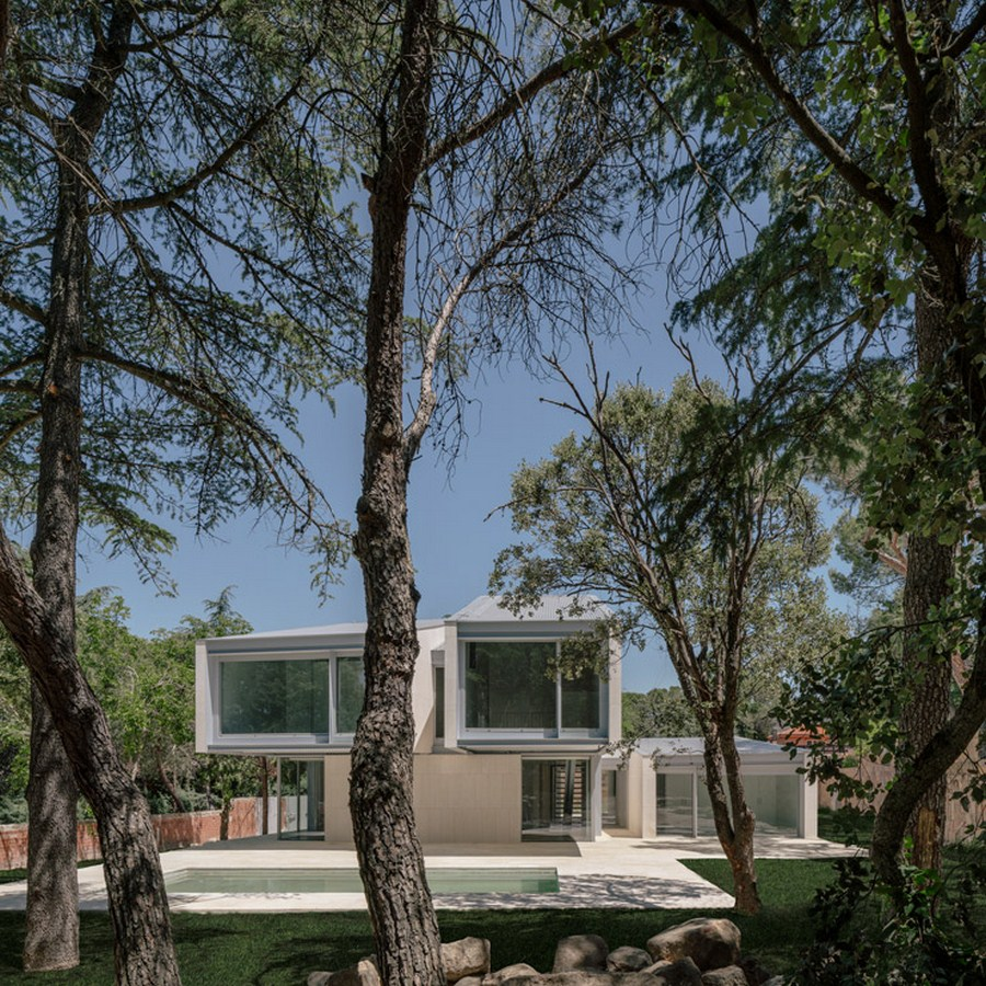 M4 House looking at the forest By Zooco Estudio - Sheet4