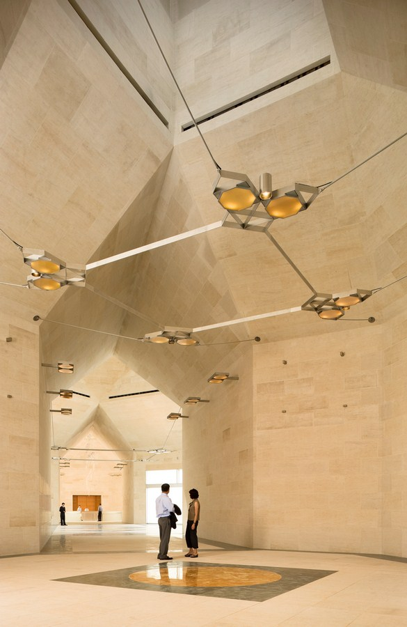 EMBASSY OF THE PEOPLE'S REPUBLIC OF CHINA By Pei Partnership Architects LLP - Sheet4