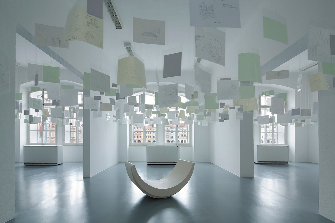 MOON CHAIR By Takeshi Hosaka architects - Sheet12