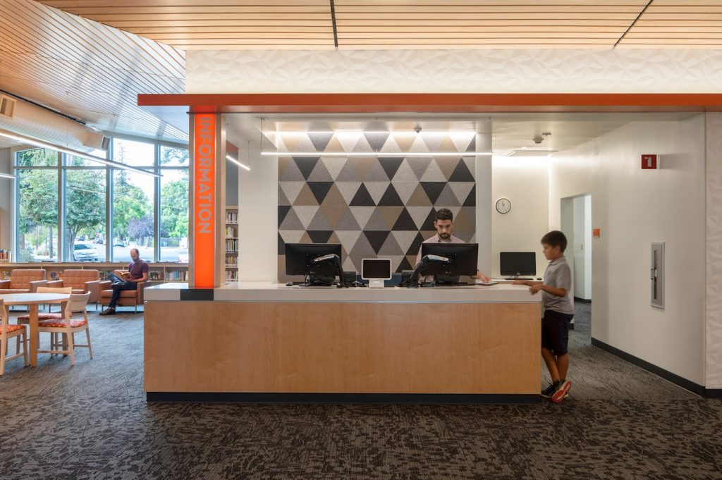 Mission Branch Library Renovation in Santa Clara by Noll & Tam Architects - Sheet3