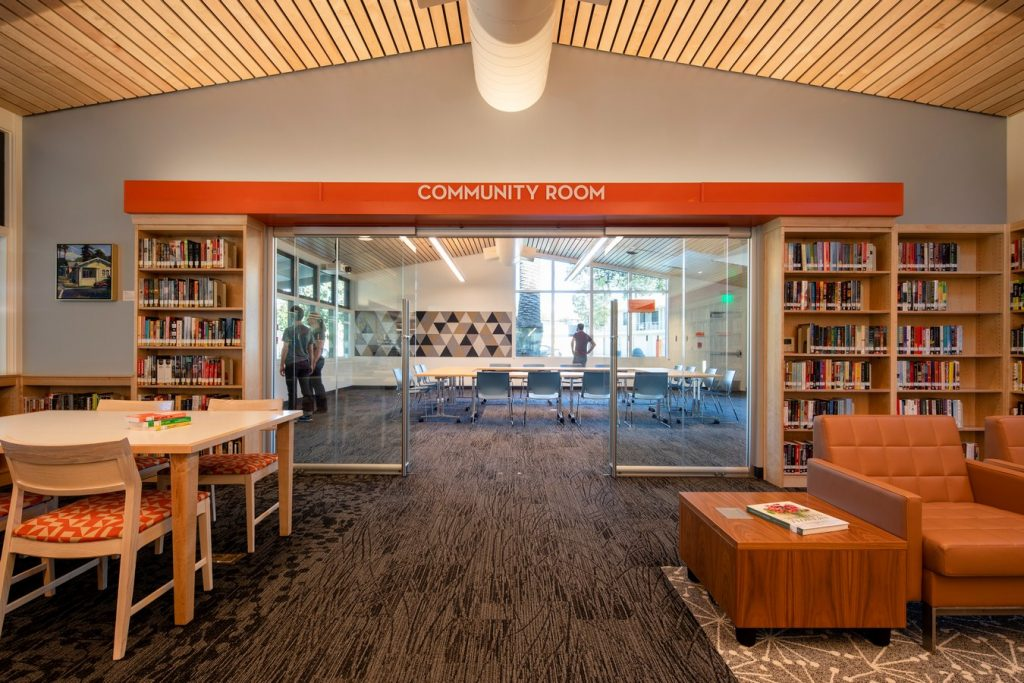 Mission Branch Library Renovation in Santa Clara by Noll & Tam Architects - Sheet6