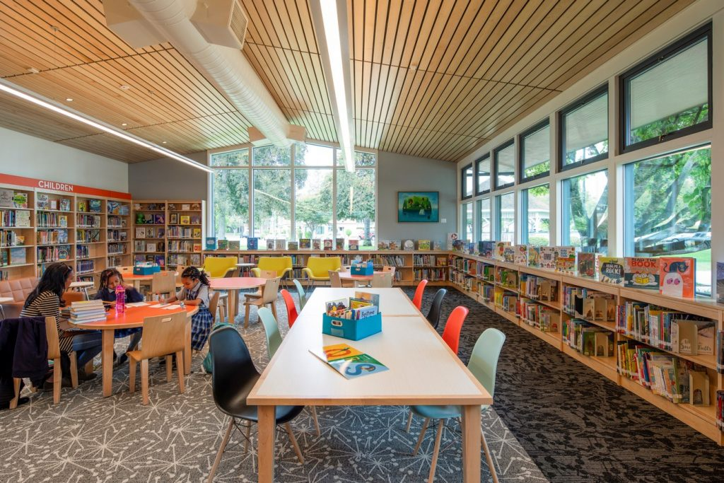 Mission Branch Library Renovation in Santa Clara by Noll & Tam Architects - Sheet8