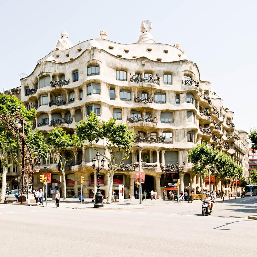 The unusual genius of Antoni Gaudí