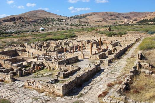 Archaeological sites in Tunisia that every Architect must visit (1)