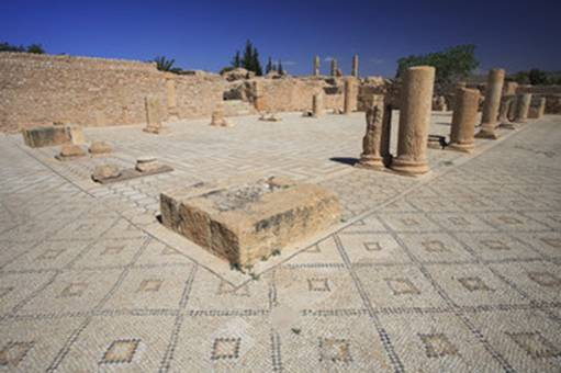 Archaeological sites in Tunisia that every Architect must visit (10)