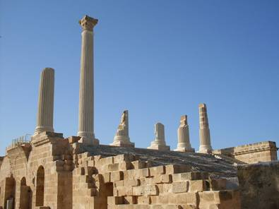 Archaeological sites in Tunisia that every Architect must visit (13)
