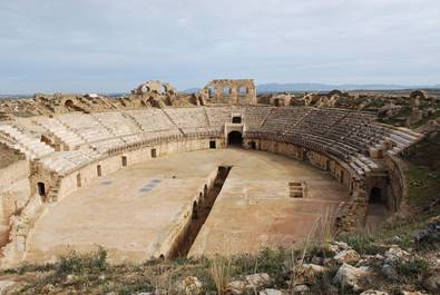 Archaeological sites in Tunisia that every Architect must visit (14)