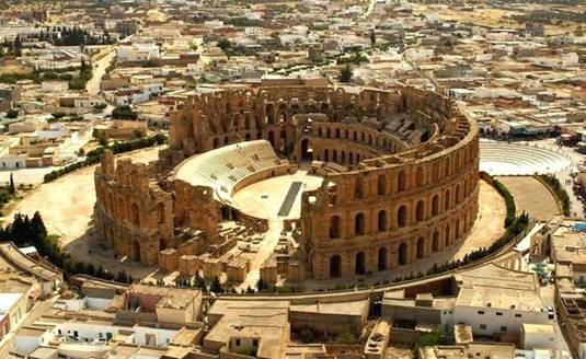 Archaeological sites in Tunisia that every Architect must visit (7)