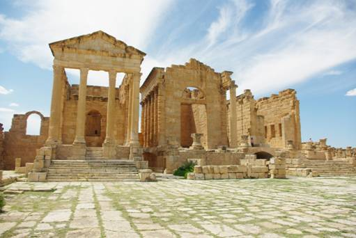 Archaeological sites in Tunisia that every Architect must visit (9)