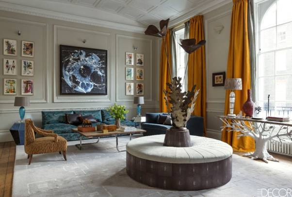 The Art of Layering in Interior Design