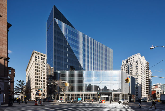 25 Projects by Fumihiko Maki -51 Astor Place