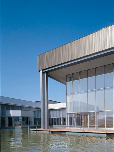 25 Projects by Fumihiko Maki -Fukui Prefectural Library and Archives