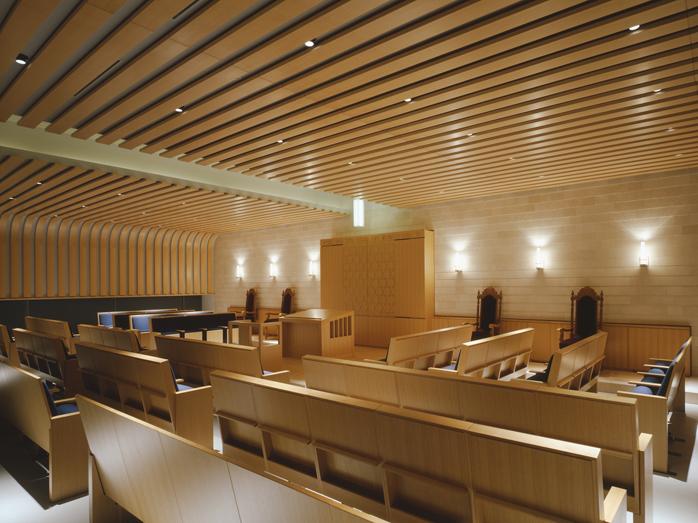 25 Projects by Fumihiko Maki -Jewish Community of Japan