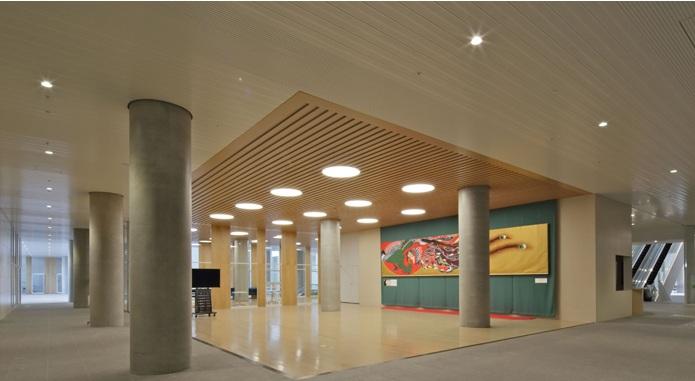 25 Projects by Fumihiko Maki -Nagano City Hall (+Nagano Performing Arts Center
